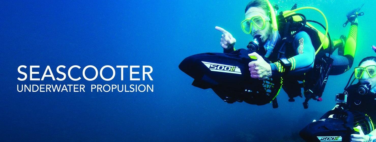 Onderwater Scooter