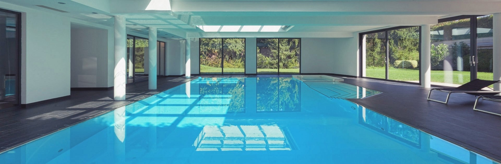 Zwembadreiniger + zoutelectrolyse