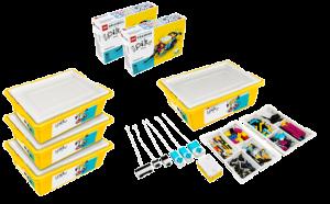 LEGO® Education SPIKE™ Prime groepsset (8-12 studenten)