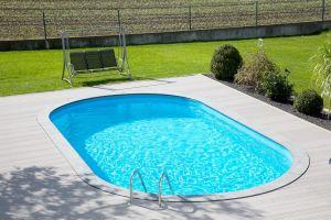 Zwembad Azuro VAR Deluxe - ovaal