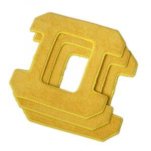 Microvezeldoeken (geel) - voor Hobot 268/288/298