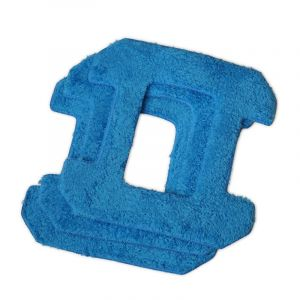 Microvezeldoeken (blauw) - voor Hobot 268/288/298