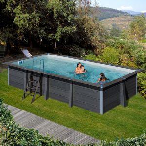 Gre Avantgarde composite zwembad - rechthoekig