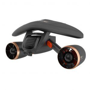 Onderwater scooter WhiteShark Mix Pro Zwart Goud SUBLUE 8501452